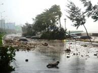 Tin bão số 11: Đảo Bạch Long Vĩ đang có gió giật cấp 7, nhiều kịch bản được đưa ra