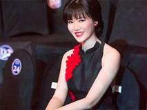 """Hoa hậu Thu Thủy: """"Tôi sẽ không trả lời gì thêm trước câu chuyện tố giật chồng"""""""