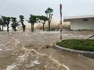 Tại sao bão số 11 được dự báo rất mạnh lại suy yếu nhanh chóng?