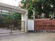 Hà Nội: HS lớp 8 trường Đoàn Thị Điểm ngã từ tầng hai xuống đất vào giờ ra chơi