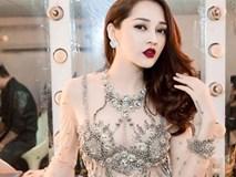 Vẻ sexy đến bỏng mắt của nữ ca sĩ vừa chia tay Hồ Quang Hiếu