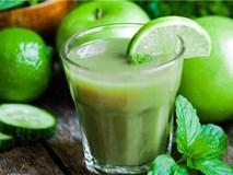 Giảm cân, làm sạch gan, giúp da sáng mịn nhờ ly nước được pha chế đơn giản