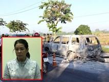 """Hành trình """"vạch mặt"""" con gái chủ mưu đốt xe khiến cha tử vong"""