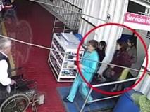 Clip tố cáo bà mẹ trẻ nhẫn tâm vứt con vừa sinh vào thùng rác