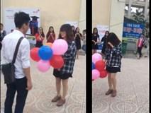 Cô gái bị từ chối phũ phàng khi tỏ tình với bạn trai ngay trong ngày Phụ nữ Việt Nam 20/10