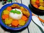 Cách nấu cà ri vịt chuẩn vị thơm ngon đậm đà khó cưỡng-4