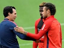 Neymar làm loạn, cãi HLV Emery