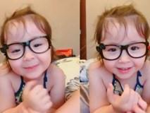 Con gái Elly Trần 'bắn' tiếng Anh cực dễ thương