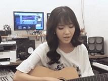 Thánh nữ bolero Jang Mi đốn tim fan khi vừa đàn vừa hát hit của Mỹ Tâm