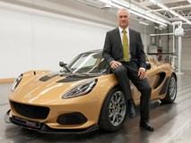 Lotus kỷ niệm 70 năm thành lập bằng Elise Cup 260