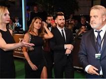 """Antonella và Georgina cùng """"khoe"""" bụng bầu trong đêm Gala The Best 2017"""