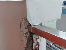 """Trường HUTECH liên tiếng về việc nhiều SV tháo chạy khỏi phòng học khi nền gạch bị bong rộp: """"Có thể do nhiệt độ trong phòng thay đổi"""""""
