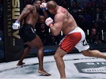 """Người khỏe nhất hành tinh """"nghiền nát"""" cựu võ sĩ UFC"""