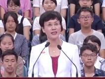 Bài phát biểu đáng ngẫm của giáo sư ĐH Bắc Kinh: Sinh viên ngồi nghe không sót một từ!