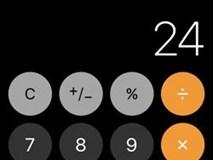 """1+2+3 = 24"" - iPhone đã trở nên ""dốt toán"" hơn trên iOS 11"