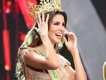 Chung kết Miss Grand International 2017 người đẹp Peru đăng quang, Huyền My trượt Top 5
