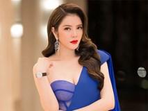 Lý Nhã Kỳ lộng lẫy như bà hoàng ngồi chấm Miss Grand International