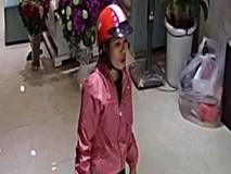 """Truy tìm đối tượng nữ vào cửa hàng trên phố Khâm Thiên """"ẵm"""" đồ hàng trăm triệu đồng"""