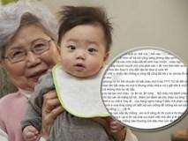 Mẹ trẻ nổi đóa vì bà nội có sở thích kỳ lạ: Vạch ti nhử cháu bú bà, đưa cháu ăn rong khắp xóm
