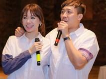 Trấn Thành bày tỏ mong muốn vợ sinh con gái