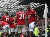 Martial tỏa sáng giúp Man Utd đánh bại Tottenham trên sân nhà