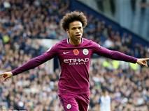 Man City thắng trận thứ 8 liên tiếp, xây chắc ngôi đầu