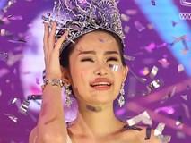 Lê Âu Ngân Anh đăng quang Hoa hậu Đại dương 2017