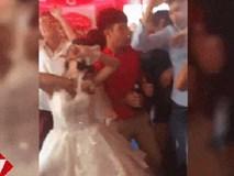 Cô dâu chất chơi nhất năm: Đeo kính đen 'quẩy' sung hết nấc trong đám cưới