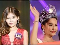 Khẳng định môi tự nhiên nhưng mới đầu năm 2017 Tân Hoa hậu Đại dương Việt Nam còn trông như thế này!