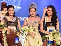 BGK lên tiếng khi Hoa hậu Đại dương 2017 bị chê xấu