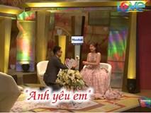 Anh chồng Hàn Quốc vừa khóc vừa hát, bày tỏ niềm hạnh phúc khi lấy được vợ Việt