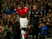 HLV Mourinho tức giận khi nói về chấn thương của Pogba