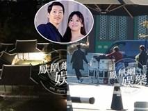 Đám cưới Song - Song trước giờ G: Nhân viên cật lực trang trí lễ đường cả dêm, sáng nay tiếp tục gấp rút hoàn thành