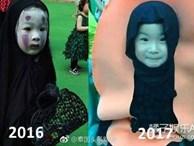 'Cô bé Vô Diện' và các nhân vật bỗng nổi tiếng nhờ hóa trang Halloween