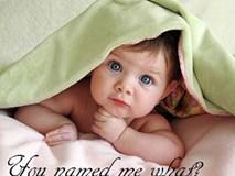 Chồng nằng nặc đòi lấy tên người yêu cũ đặt cho con gái, các mẹ sẽ xử lý sao?