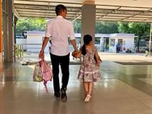 Bất ngờ trước hình ảnh mới nhất của con gái Công Vinh - Thủy Tiên: Mới 4 tuổi mà đã lớn thế này!