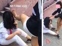 Nữ sinh 2004 hành hung bạn cùng trường dã man khiến dư luận phẫn nộ