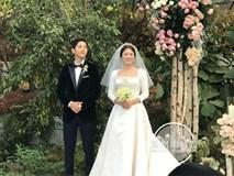 Được ông xã chăm bẵm chiều chuộng, Song Hye Kyo béo lên trông thấy trong ngày trọng đại?