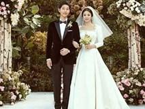 Tuy đơn giản, nhưng trang phục cưới của cặp đôi Song - Song có giá lên tới hơn 3 tỷ đồng