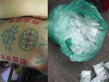 Những thực phẩm thường được ủ hóa chất lạ của Trung Quốc bán các chợ
