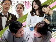 Những cột mốc chói lọi trong con đường tình yêu của Song Joong Ki - Song Hye Kyo