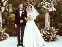 Muốn tổ chức hôn lễ riêng tư, Song Joong Ki và Song Hye Kyo đã từ chối bản hợp đồng 300 tỷ đồng