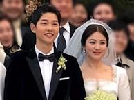 Paparazzi Trung Quốc tung clip độc quyền từ diễn tập tới tiệc tối đám cưới Song Joong Ki - Song Hye Kyo