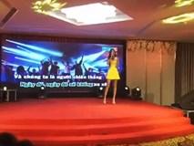"""Hoàng Thùy bị nhận xét hát như... """"tra tấn"""" giám khảo, Mâu Thủy ghi điểm với tài năng múa tại """"Hoa hậu Hoàn vũ VN"""""""