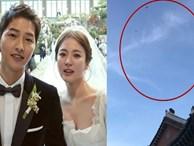 Điều tra việc dùng thiết bị bay không người lái ở lễ cưới Song Hye Kyo