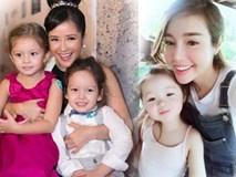 3 bà mẹ showbiz Việt nổi tiếng nuôi dạy con cực khéo, giúp trẻ tự lập