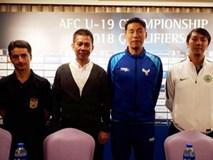 """HLV Hoàng Anh Tuấn mong người hâm mộ không """"bỏ rơi"""" U19 Việt Nam"""