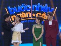 Trương Quỳnh Anh ngượng ngùng trả lời Trấn Thành khi bị hỏi về việc Tim ôm ấp bạn diễn