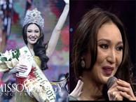 Nhan sắc 'không thể tin được' của Tân Hoa hậu vừa đăng quang Miss Earth 2017