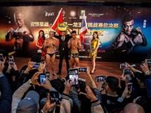 'Đệ nhất Thiếu lâm' Nhất Long thảm bại trước kickboxer số 1 thế giới